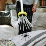 Spider Catcher Spinnenvanger geel